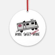 Home Sweet Redneck Home RV Ornament (Round)