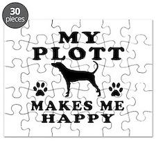 My Plott makes me happy Puzzle