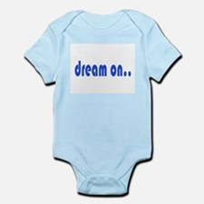 DREAM ON Infant Bodysuit