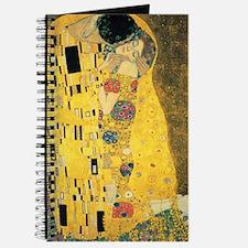 The Kiss by Gustav Klimt Journal