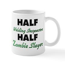 Half Welding Inspector Half Zombie Slayer Mugs
