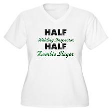 Half Welding Inspector Half Zombie Slayer Plus Siz
