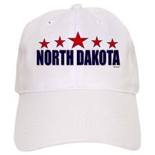 North Dakota Baseball Cap