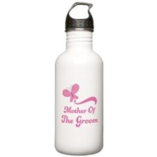 Mother of the Groom Sports Water Bottle