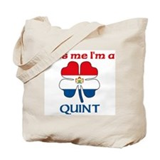 Quint Family Tote Bag