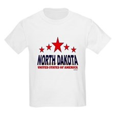 North Dakota U.S.A. T-Shirt