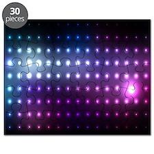 Blue/Purple Glow Puzzle