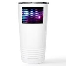 Blue/Purple Glow Travel Mug
