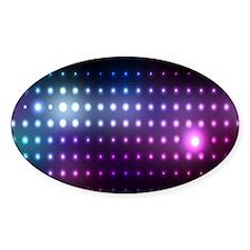 Blue/Purple Glow Decal