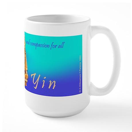 Kuan Yin Large Mug