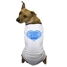 My Mommy & Daddy R Getting Married Dog T-Shirt (B)