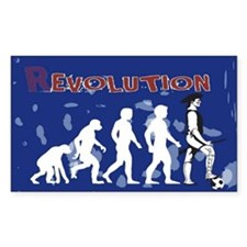 Evolution Rectangle Decal
