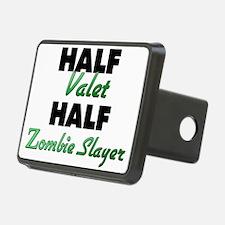 Half Valet Half Zombie Slayer Hitch Cover