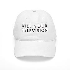 Kill Your Television Baseball Cap