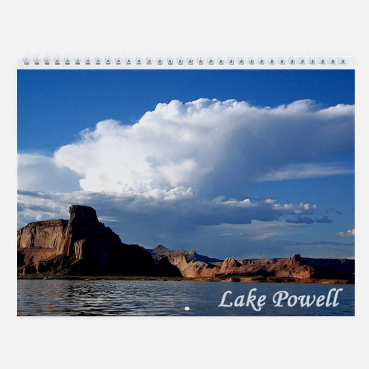 Lake Powell Wall Calendar