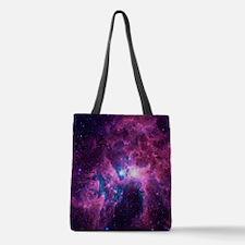 Cool Carina Polyester Tote Bag
