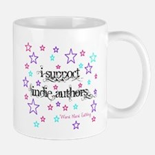 I support Indie Authors Mugs