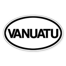 Vanuatu Decal