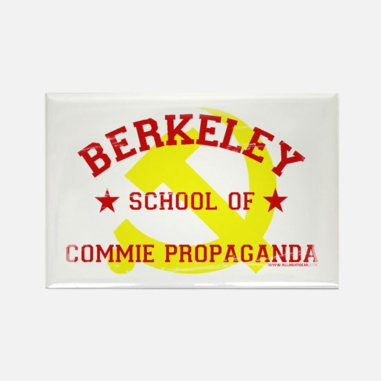 School of Commie Propaganda Rectangle Magnet