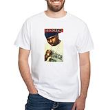 Dj screw Mens White T-shirts