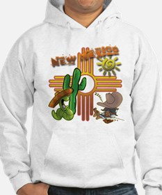 New Mexico Tequila Worm Siesta Hoodie