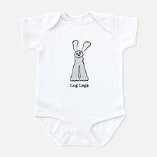 Bunny Log Legs Infant Bodysuit