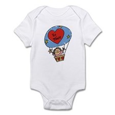 Ballooning Valentine! Infant Bodysuit