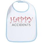 Happy Accidents Bib