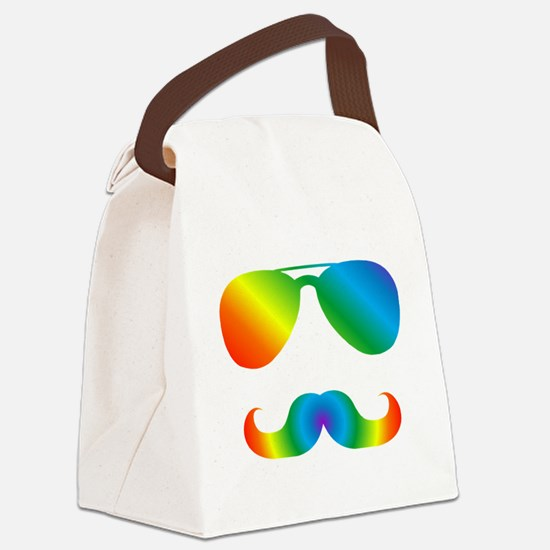 Funny Marriage equality Canvas Lunch Bag