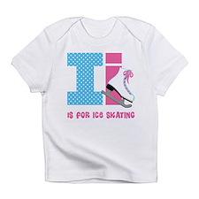Custom Alphabet Letter I Infant T-Shirt
