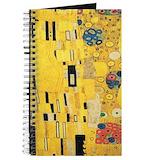 Klimt Journals & Spiral Notebooks