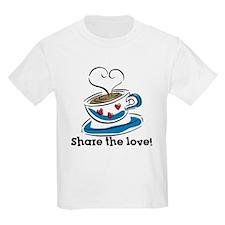 Share the Love Kids T-Shirt