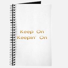 Keep On Journal