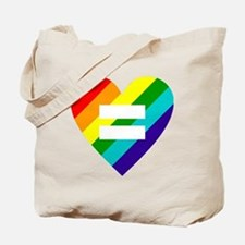 Cute Gay ally Tote Bag