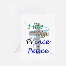 Prince Of Peace Greeting Cards (Pk of 10)