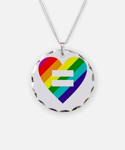 Unique Marriage equality Necklace