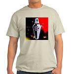 Templar Shield Ash Grey T-Shirt