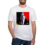 Templar Shield Fitted T-Shirt