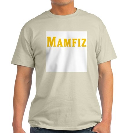 Memphis is Mamfiz Ash Grey T-Shirt