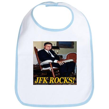 JFK Rocks! Bib
