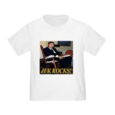 JFK Rocks! T