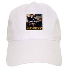 JFK Rocks! Baseball Cap