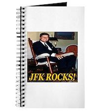 JFK Rocks! Journal