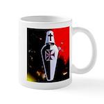 Templar Shield Mug
