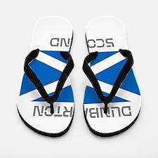 Dunbarton Scotland Flip Flops
