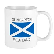 Dunbarton Scotland Mug