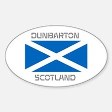 Dunbarton Scotland Decal