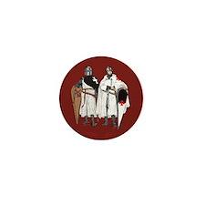 Crusaders Mini Button