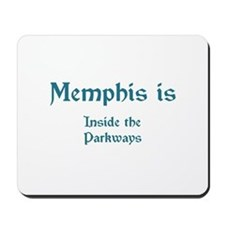 Inside the Parkways Mousepad
