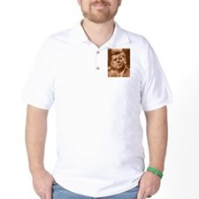 John F. Kennedy Sepia Tone T-Shirt